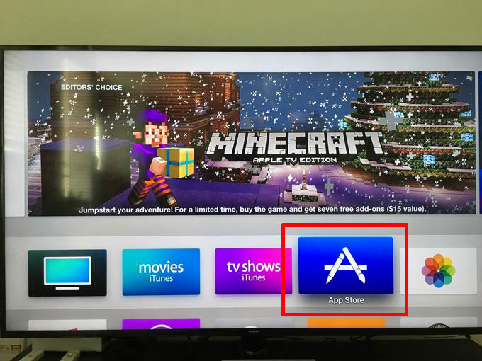 AppleTV Apps